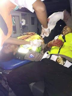 Dua Anggota PJR Ditembak Di Tol Kanci Pejagan