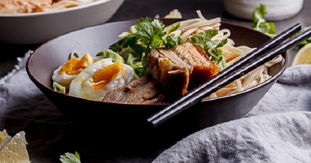 Pork Belly Ramen Recipe