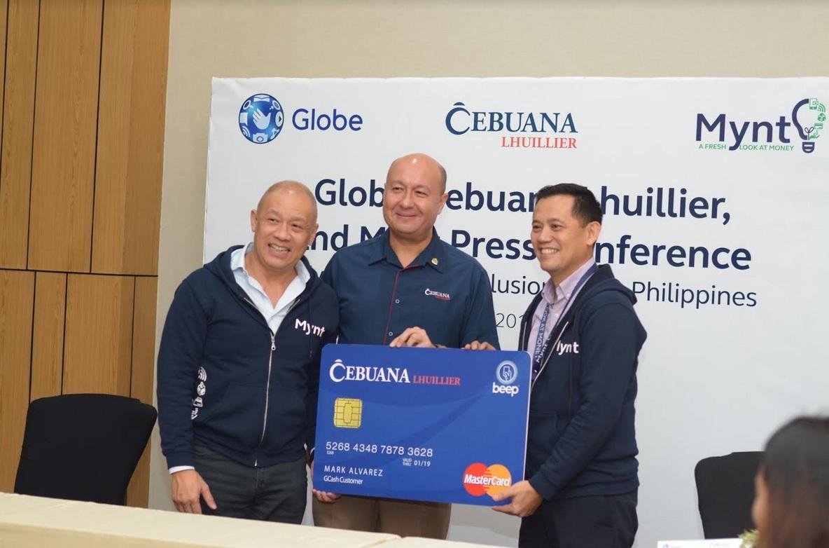 globe telecom signs partnership - HD1200×800