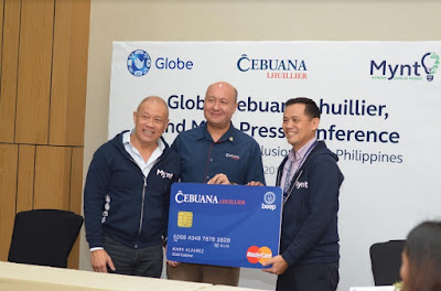 Globe, Cebuana Lhuillier, Mynt Sign MOA To Disrupt Traditional Banking System