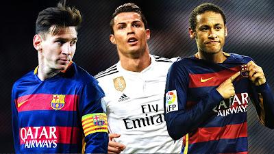 Berikut 11 Pemain Top Yang Masuk World 11 FIFA  2017