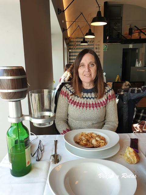 Restaurante El Uría, Tazones