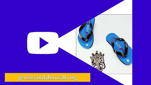 Grosirsandalmurah.org - Sandal Anak - Club Bola Simplek Anak