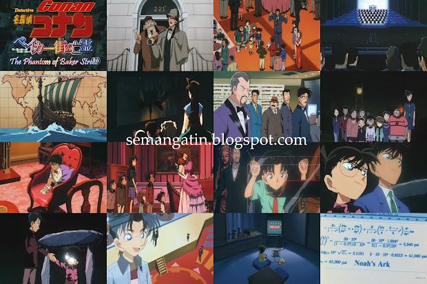 Semangat In Detective Conan Movie Part 3 - Year of Clean Water
