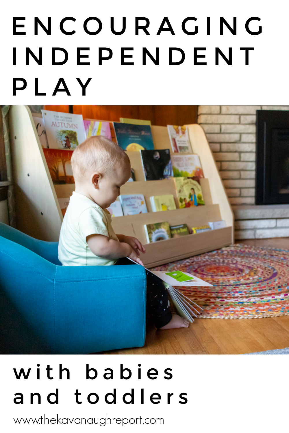 Montessori parenting advice to encourage babies and toddlers to play more independently. Here are some tips to keep in mind for playtime.