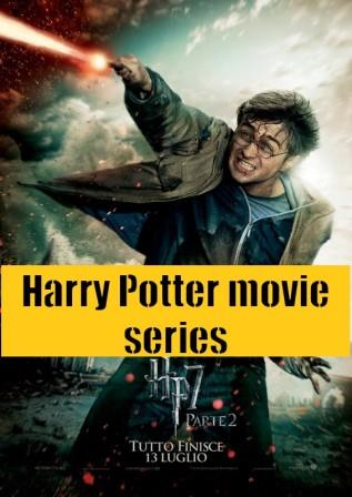 Showing Harry_Potter_(Film_Series) Poster
