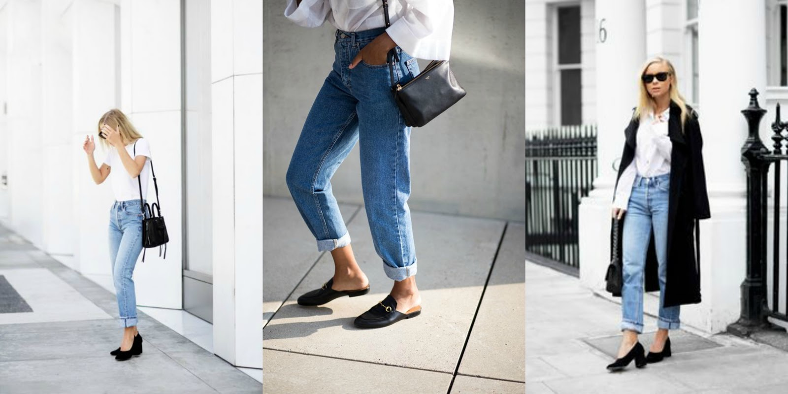 How To Style // Mom Jeans
