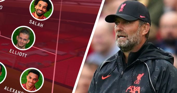 Detailed Analysis on Klopp's formation against Chelsea