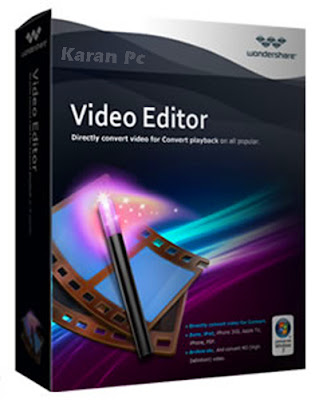 Wondershare Video Editor 3.0.1