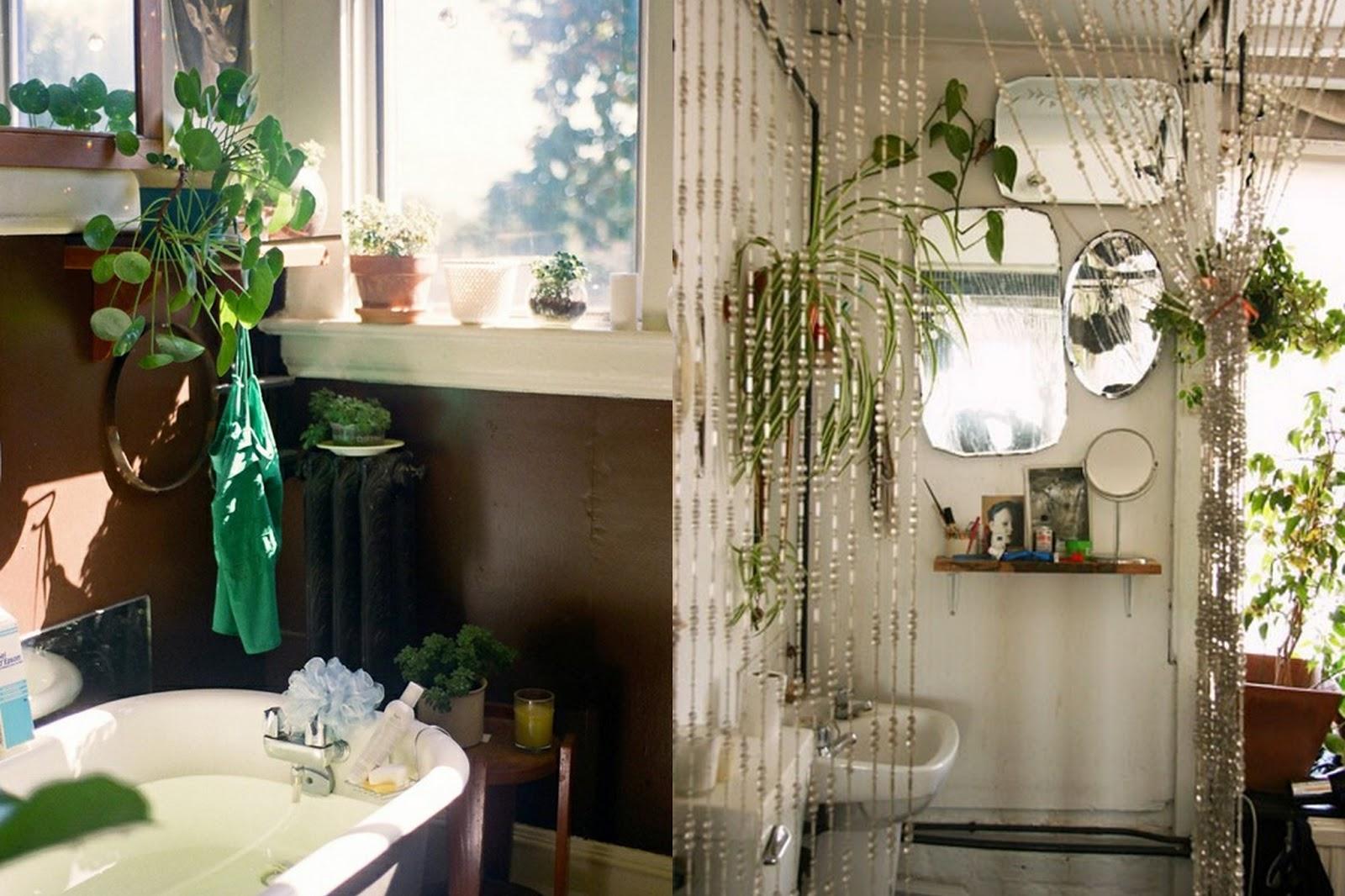 GYPSY YAYA: Beautiful Bohemian Bathrooms