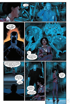 Review del cómic Ravencroft de Frank Tieri - Editorial Panini