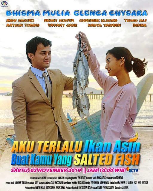 Daftar Nama Pemain FTV Aku Terlalu Ikan Asin Buat Kamu Yang Salted Fish SCTV Lengkap