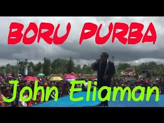 Lirik lagu simalungun boru purba - jhon elyaman saragih