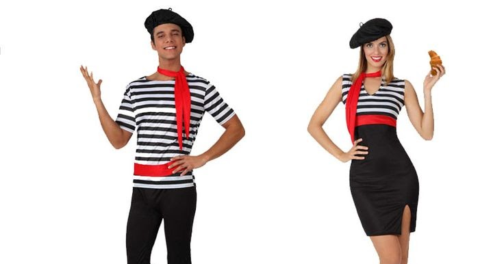 Francia traje t pico de francia for Tipico de francia