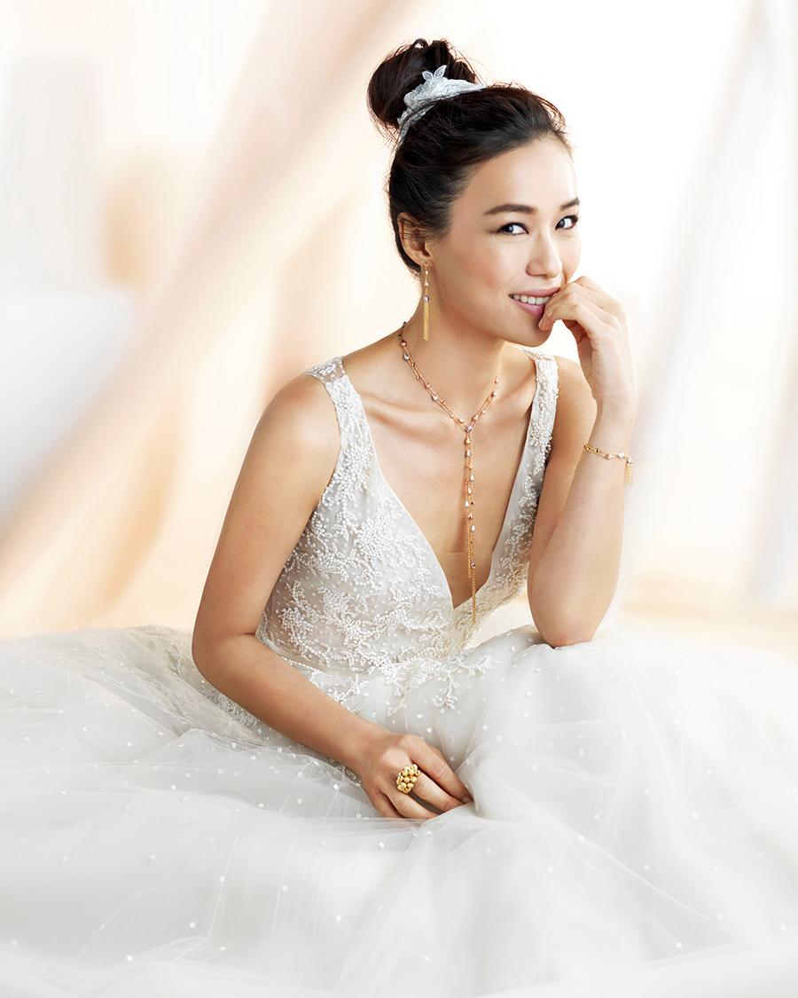 Rebecca Lim artis cantik dan manis mirip orang korea