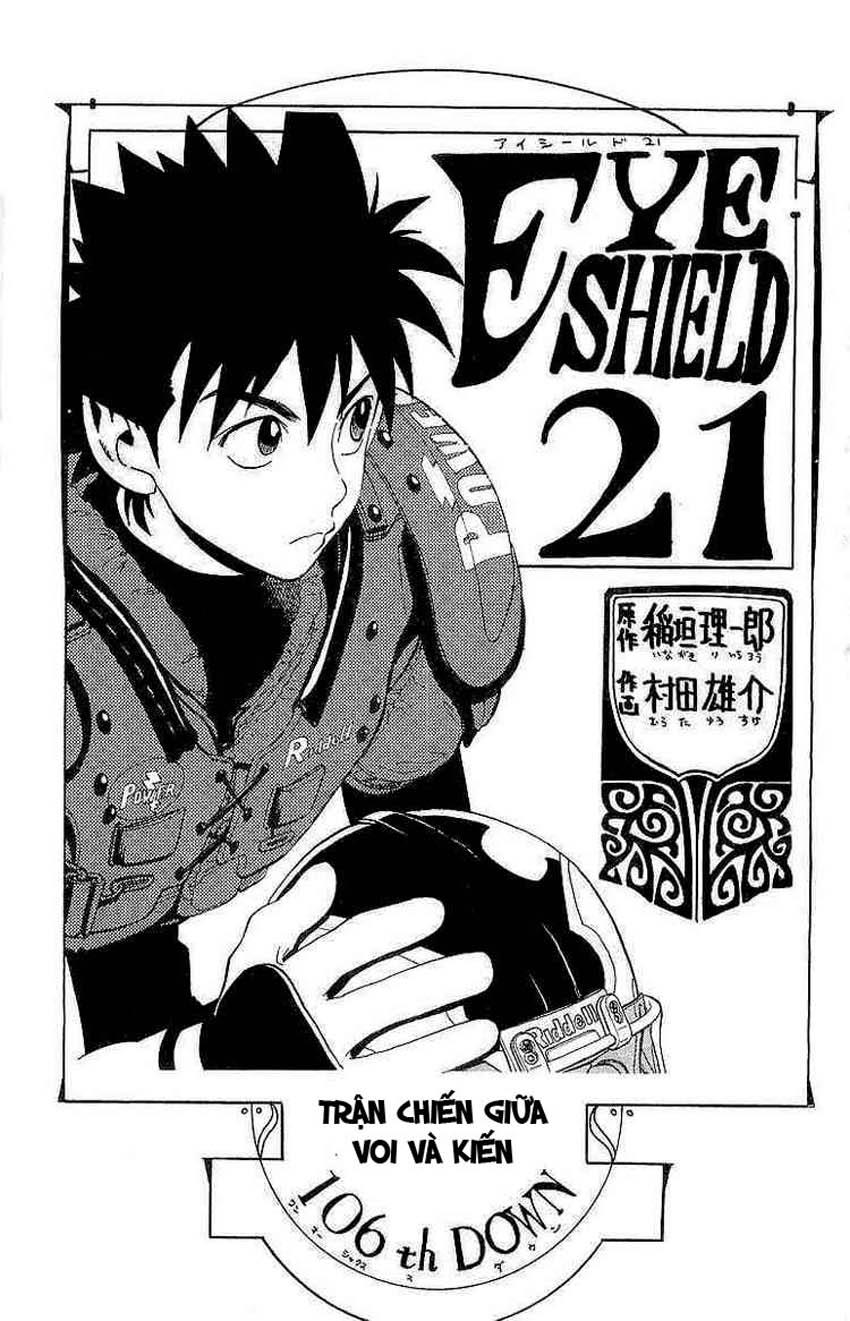 Eyeshield 21 chapter 106 trang 4