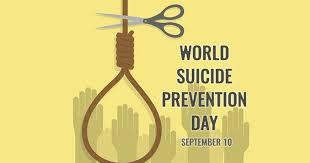 विश्व आत्महत्या रोकथाम दिवस