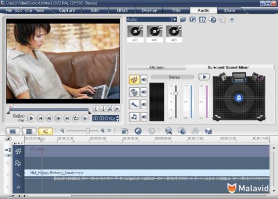 تحميل برنامج  Video Studio 6.0 كامل ومجانى