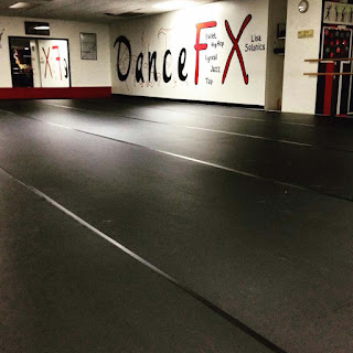 Greatmats Rosco Adagio Dance Floor in Studio