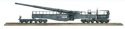 1/144 German Railway Gun 28cm K5(E) 'leopold picture 3