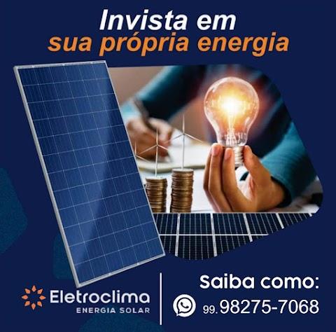 Não perca tempo nem dinheiro, venha para a Eletroclima Energia Solar de Pedreiras