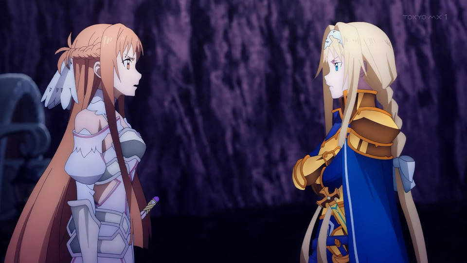 Sword Art Online: Alicization - War of Underworld - Episode 10