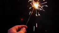 Bright burnt celebration mobile wallpaper