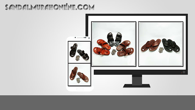 Sandal Laki, Sandal Trend Lelaki Sejati