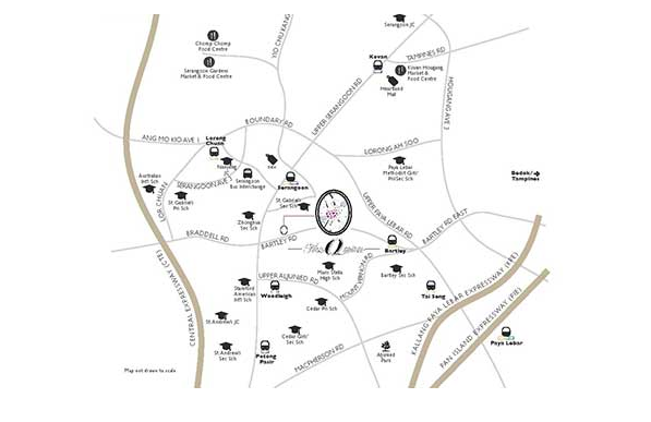 The Quinn @ Bartley Location