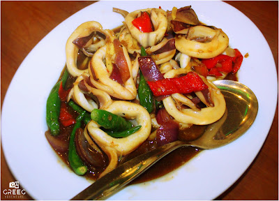 Squid Adobo