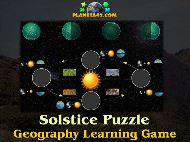 Игри по География – Равноденствие и Слънцестиене