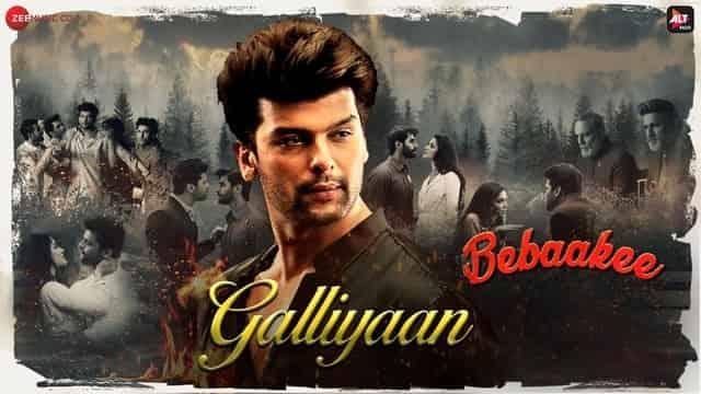 गलियां Galliyaan Hindi Lyrics - Bebaakee   Asees Kaur