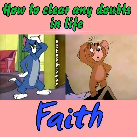 Tom and Jerry | How to clear any Doubts in Life | Reasonable Suspicion