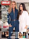 Marta Sánchez posa por primera vez con su hija