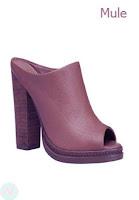 mule, mule shoe