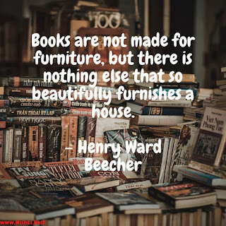 quote about the beauty of reading