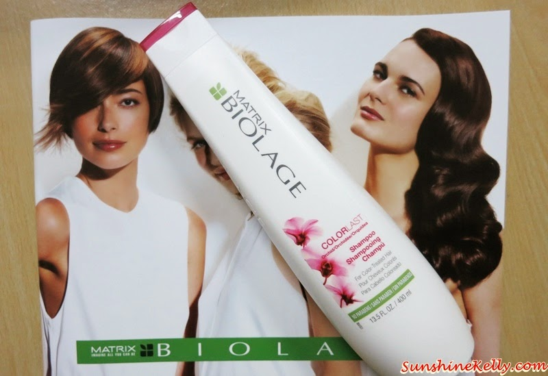 Matrix Biolage ColorLast Shampoo, Be Merry& Bright, Beauty 2015, Beauty Review, haircare