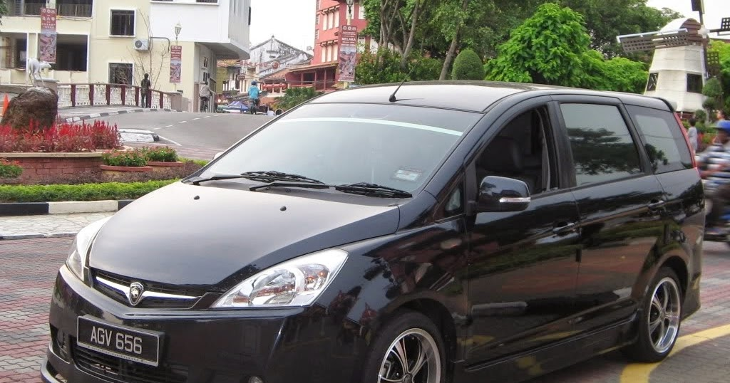 Story Of Car Modification in Worldwide Proton EXORA Modified