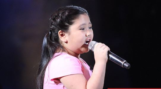 Eleana Gabunada makes 3-chair turn on 'The Voice Kids' Season 3