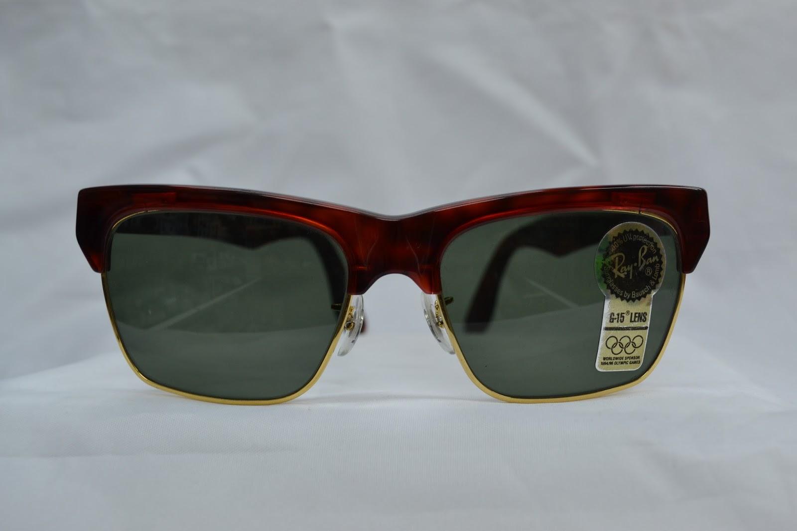 fb7f4e183d Vintage sunglass  Vintage Ray Ban Wayfarer Max W0923! NOS! USA!