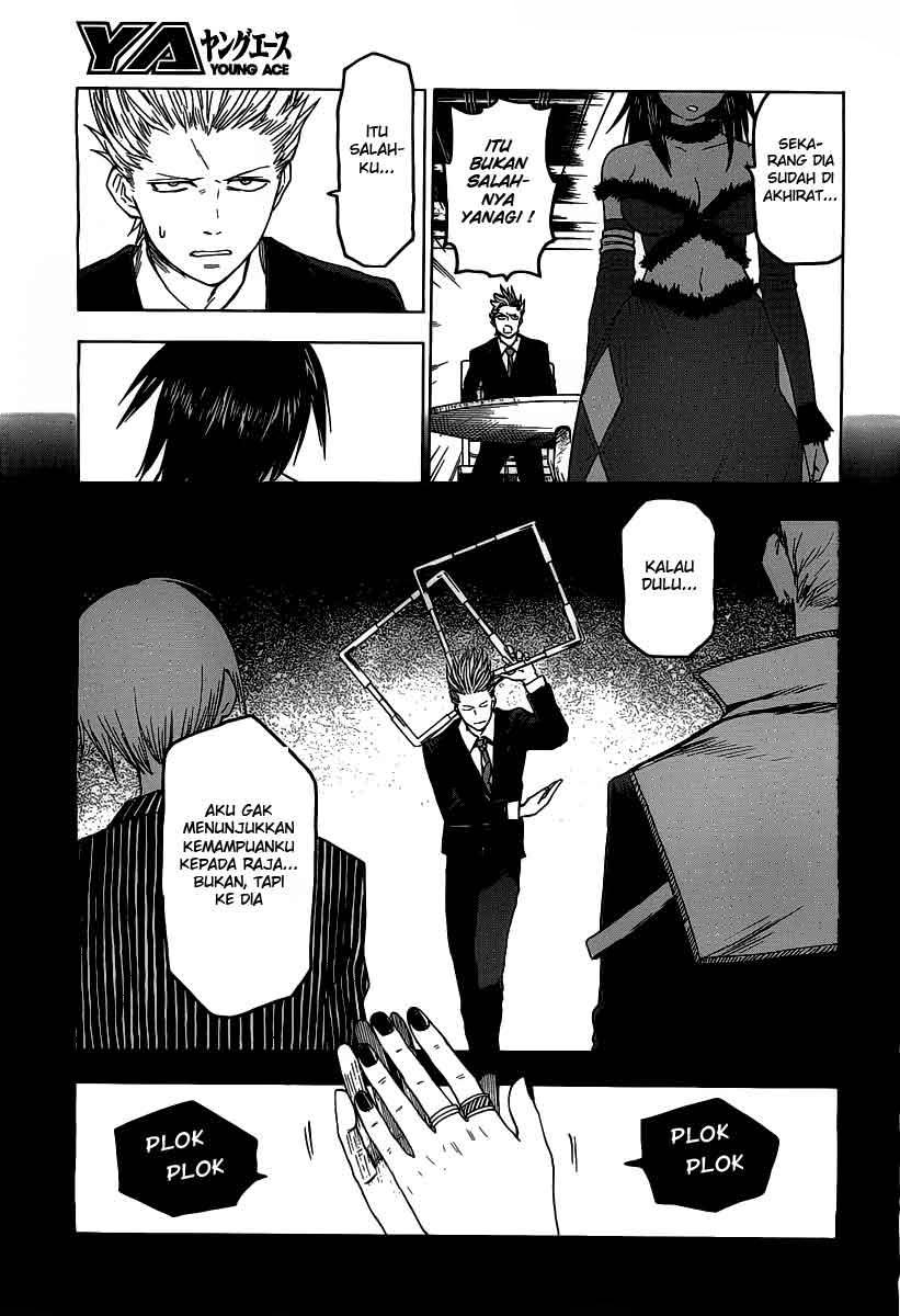 Komik blood lad 030 31 Indonesia blood lad 030 Terbaru 9|Baca Manga Komik Indonesia|