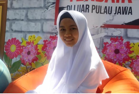 Hafal 30 Juz Al-Qur'an, Gadis Ini Kuliah Gratis di Fakultas Kedokteran