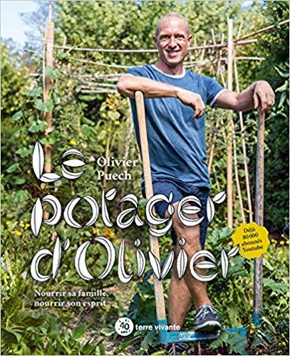 Mon avis sur le livre d'Olivier Puech Le potager d'Olivier