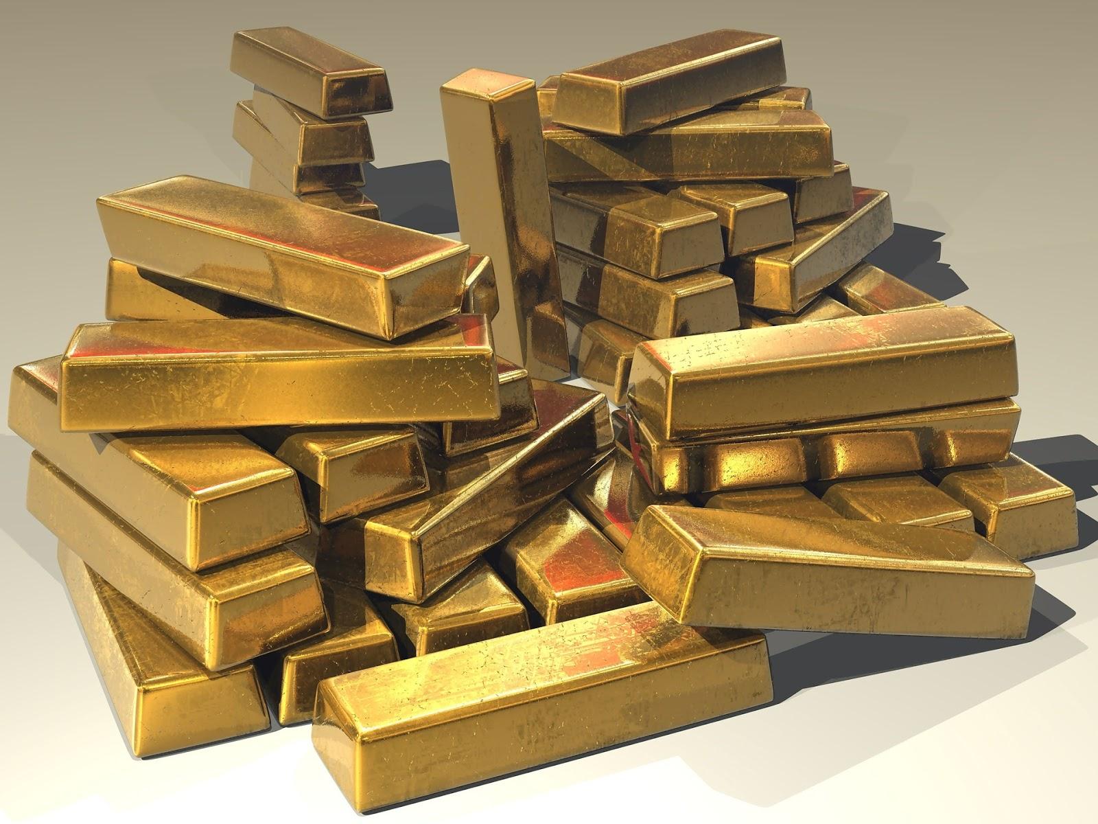 Belatna da blir det aldrig guld