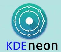 KDE Neon Logója