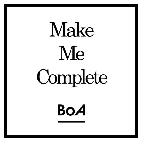 BoA – Make Me Complete – Single (ITUNES PLUS AAC M4A)