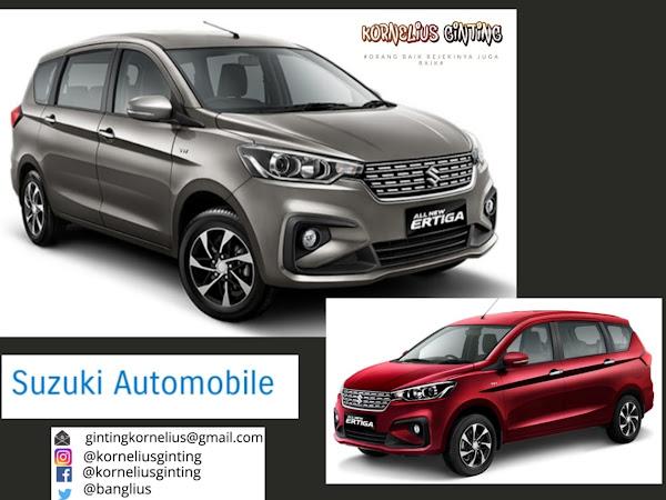3 Spesifikasi Suzuki Ertiga Terbaru Semua Tipe