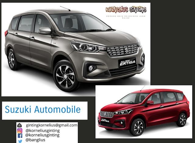 Suzuki Ertiga Terbaru 2020