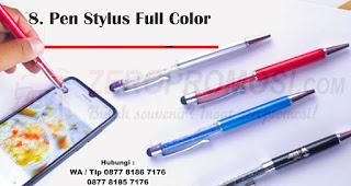 Pen Stylus Full Color merupakan salah satu rekomendasi souvenir spesial di hari kartini