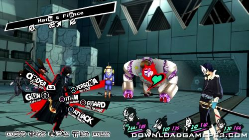 Persona 5 - Download game PS3 PS4 RPCS3 PC free